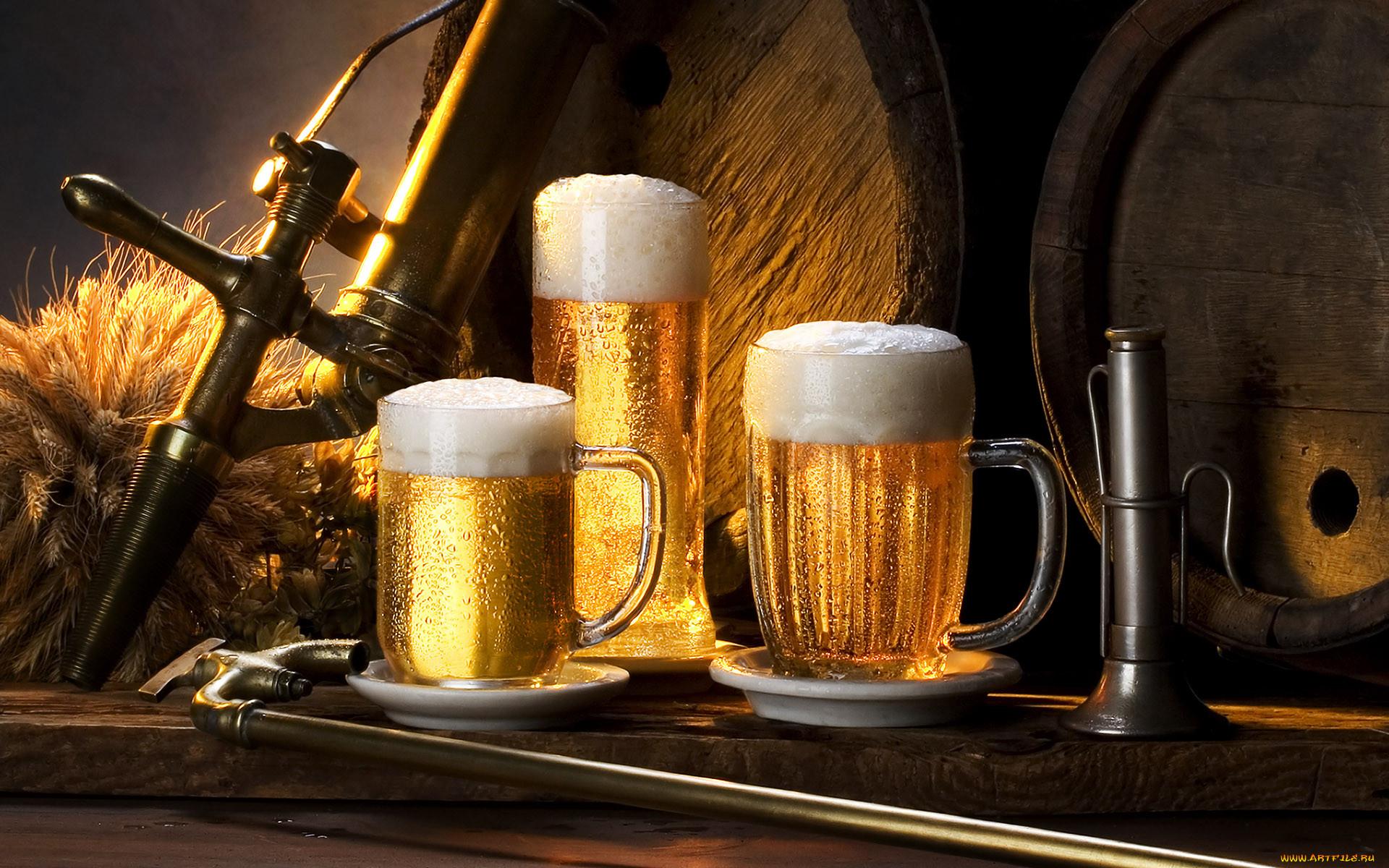 Картинки на рабочий стол пива